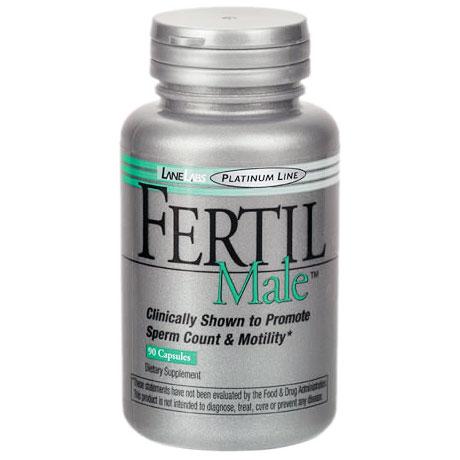 Fertil Male, Healthy Sperm Activity, 90 Capsules, Lane Labs