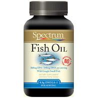 Fish Oil, 1000 mg, 100 Capsules, Spectrum Essentials