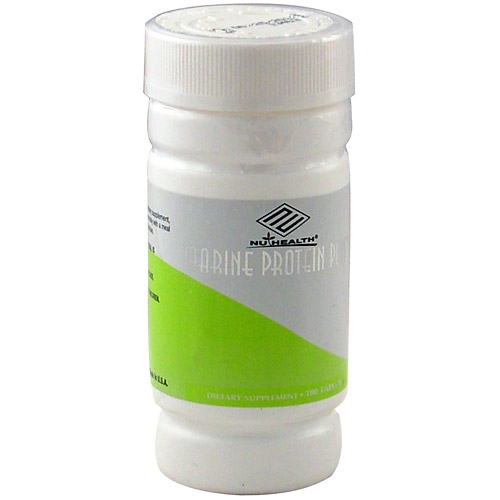 Image of Marine Protein Plus, 100 Tablets, Nu-Health