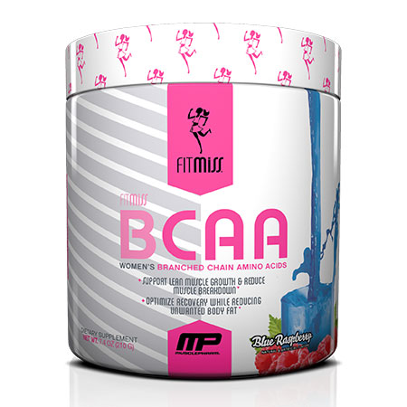 FitMiss BCAA Powder, 30 Servings