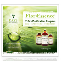 Flor Essence 7-Day Purification Program, 1 Kit, Flora Health