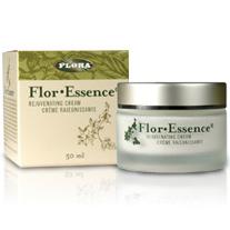 Flor Essence Rejuvenating Cream, For Naturally Radiant Skin, 1.7 oz, Flora Health