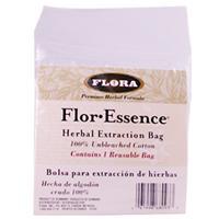 Flor Essence Herb Extraction Bag, 1 Reusable Bag, Flora Health