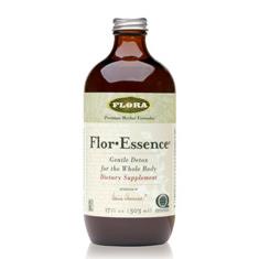 Flor Essence Herbal Tea Blend Liquid, 32 oz, Flora Health