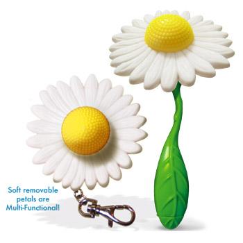 Flower Power Vibe & Keychain Flower Power, Big Teaze Toys