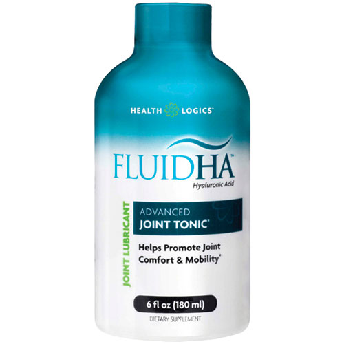 Fluid HA (Hyaluronic Acid) Advanced Joint Tonic, 6 oz, Health Logics