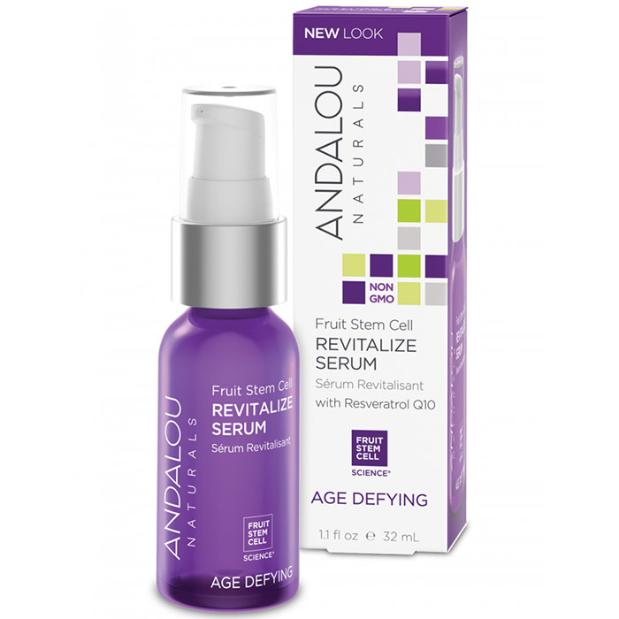 Fruit Stem Cell Revitalize Serum, 1.1 oz, Andalou Naturals