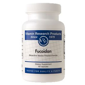 Fucoidan, 60 Capsules, Vitamin Research Products - CLICK HERE TO LEARN MORE
