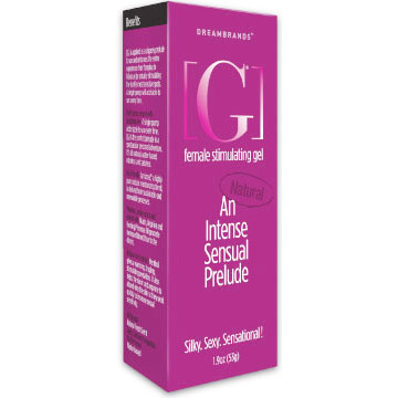 G Female Stimulating Gel, 1.9 oz, Dreambrands
