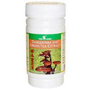 Image of Ganoderma Lucidum Plus Green Tea Extract, 60 Capsules, Far Long