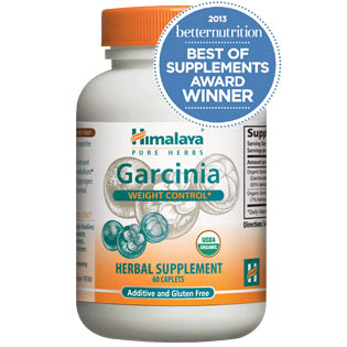 Garcinia, Lipid Support, 60 Caplets, Himalaya Herbal Healthcare