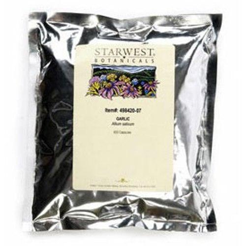 Garlic 500 Caps 500 mg, StarWest Botanicals