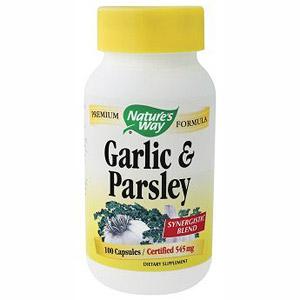 Garlic-Parsley 100 caps from Natures Way