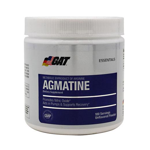 Agmatine Powder, 100 Servings, GAT Sport