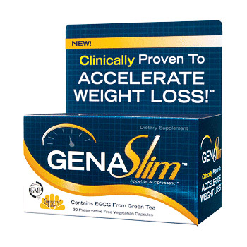 Image of GenaSlim Appetite Suppressant 60 Vegicaps, Country Life