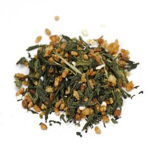 Genmaicha Tea w/ Toasted Brown Rice, Japan, 1 lb, StarWest Botanicals