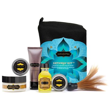 Kama Sutra The Getaway Gift Kit, Ideal Travel Companion