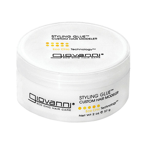 Styling Glue, Custom Hair Modeler, 2 oz, Giovanni Cosmetics