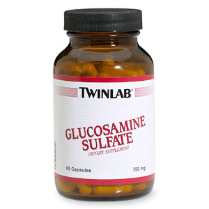 Glucosamine Sulfate 750mg 90 caps from Twinlab