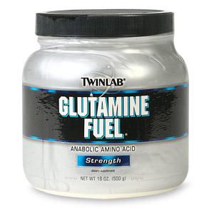 Glutamine Fuel (L-Glutamine) Powder 18 oz from Twinlab