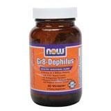 Gr8-Dophilus Enteric Coated, 120 Vcaps, NOW Foods