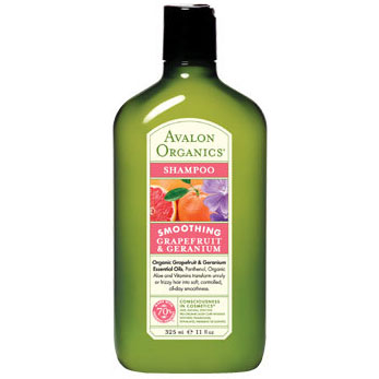 Grapefruit & Geranium Refreshing Shampoo, 11 oz, Avalon Organic - CLICK HERE TO LEARN MORE