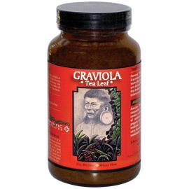 Graviola Therapeutic Botanical Loose Leaf Tea, 1.7 oz bulk tea, Amazon Therapeutic Labs