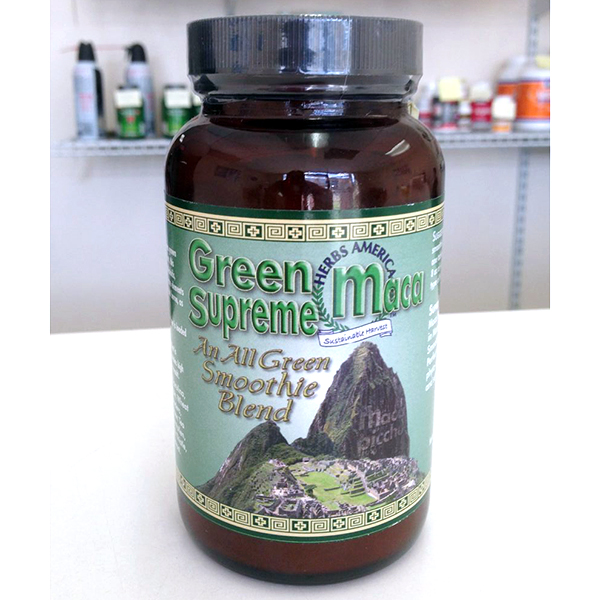 Green Maca Supreme Smoothie, 30 servings, 300cc, Amazon Therapeutic Labs