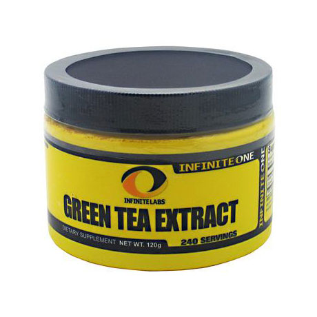 Green Tea Extract Powder, 240 Servings, Infinite Labs