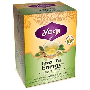 Ginseng royal vitality (ginseng n-r-g tea) 16 tea bags from yogi tea