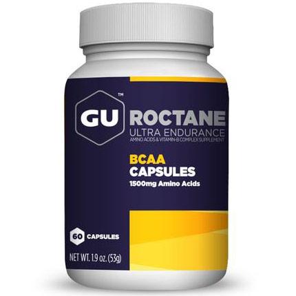 GU Roctane BCAA, 60 Capsules