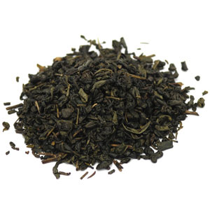 Gunpowder Green Tea, 1 lb, StarWest Botanicals