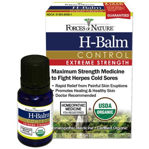 herpes healing balm