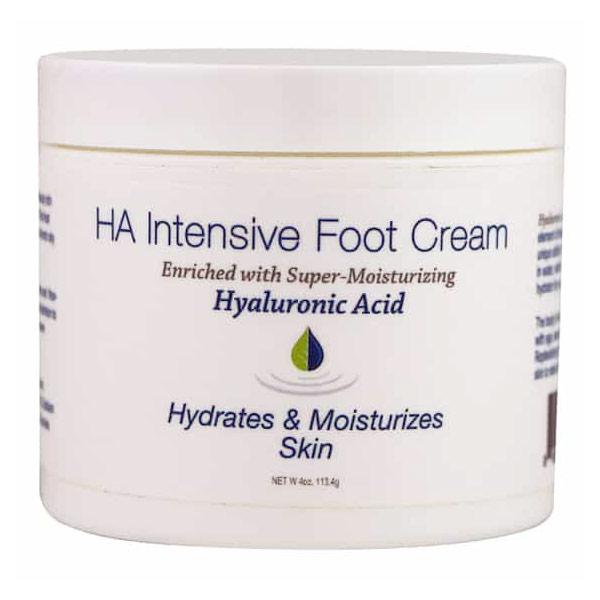 HA Intensive Foot Cream, 4 oz, Hyalogic