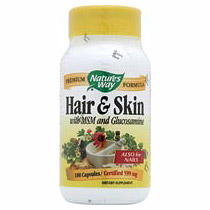 Hair & Skin Formula 100 caps from Nature's Way