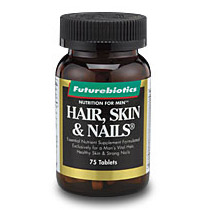 Hair, Skin, Nails for Men 75 tabs, Futurebiotics