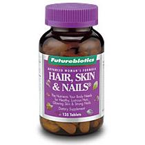 Hair, Skin, Nails for Women 135 tabs, Futurebiotics