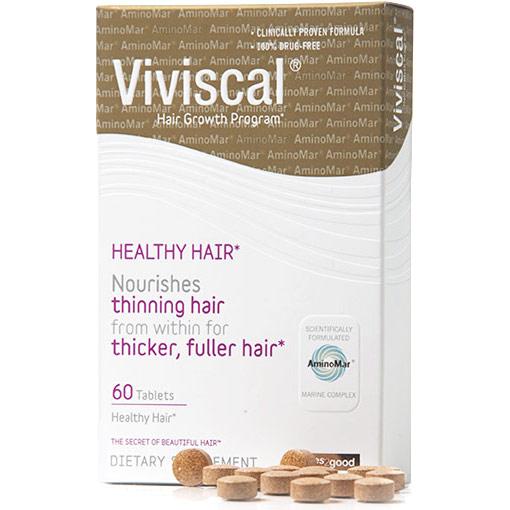 Viviscal Hair Vitamins for Women, Extra Strength, 60 Tablets