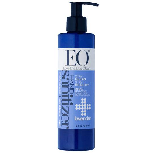 EO Products Hand Sanitizer Gel - Lavender, 8 oz
