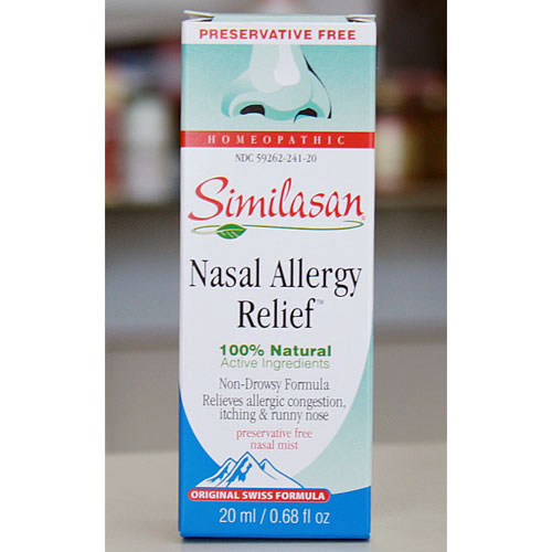 Hay Fever Relief Nasal Spray .5 fl oz from Similasan