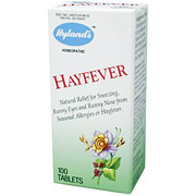 Hayfever 100 tabs from Hylands (Hyland's)