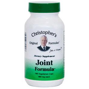 Joint Formula Herbal Capsule, 100 Vegicaps, Christophers Original Formulas