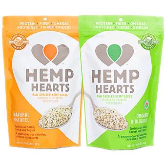 Hemp Hearts Organic Raw Shelled Hemp Seed, 12 oz, Manitoba Harvest Hemp Foods