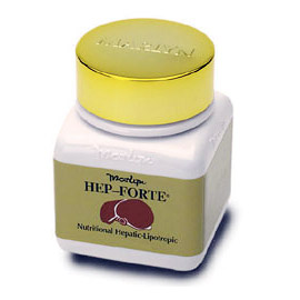 Marlyns Hep-Forte, 500 softgels, Naturally Vitamins