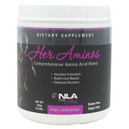 Her Aminos, Female Amino Acid Blend, 30 Servings, NLA for Her