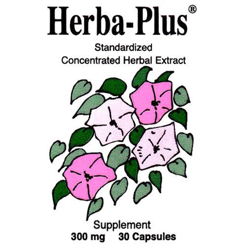 Herba-Plus, Allergy Herbal Formula, 30 Capsules