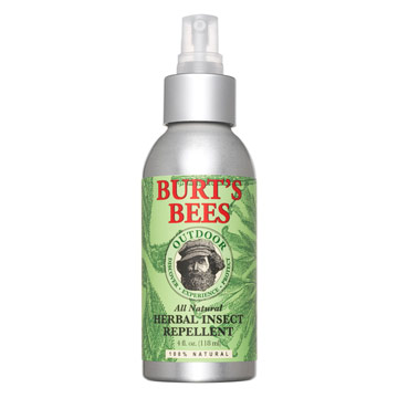 Herbal Insect Repellent, 4 fl.oz Spray, Burt's Bees - CLICK HERE TO LEARN MORE