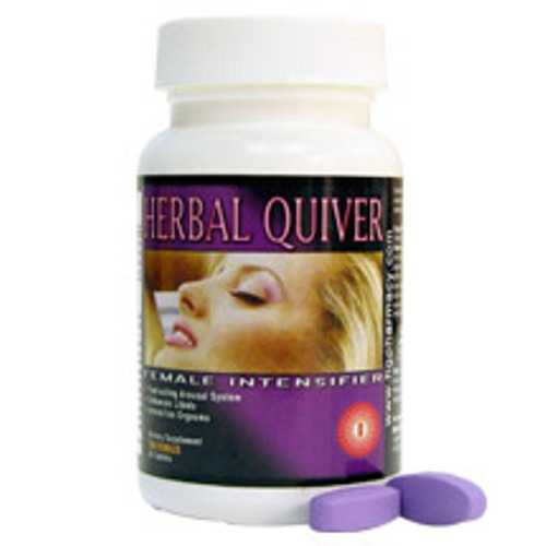 Herbal Quiver, Female Intensifier, 30 Tablets