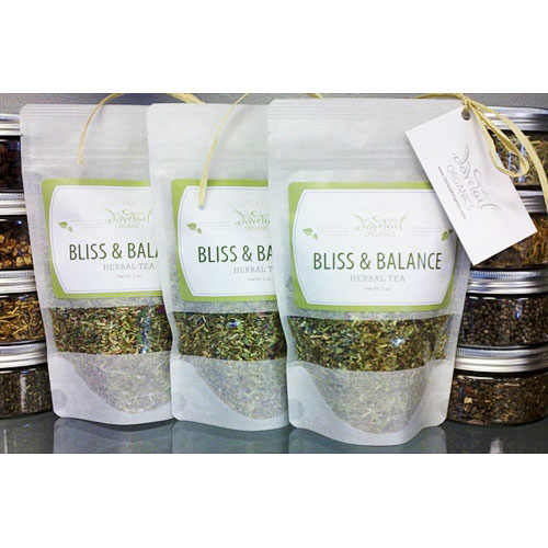 Dovetail Organics Loose Leaf Herbal Tea, Bliss & Balance, 2 oz, Nature's Inventory