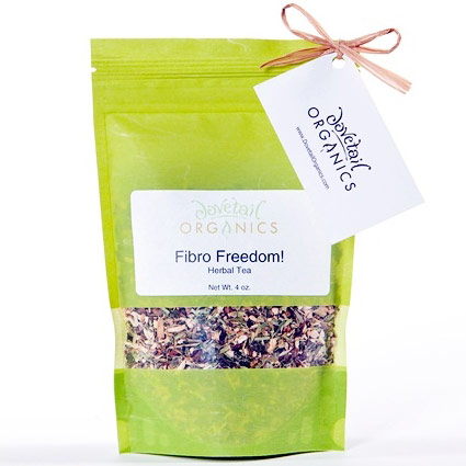 Dovetail Organics Loose Leaf Herbal Tea, Fibro Freedom, 4 oz, Nature's Inventory